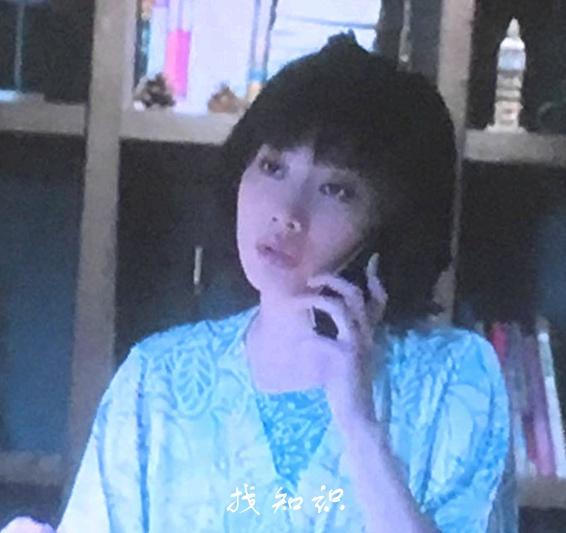 《老男孩》叶子的饰演者郭姝彤