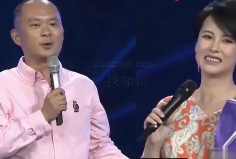 杨明娜的老公田亮比她小三岁