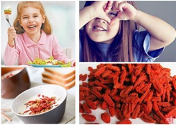 小孩枸杞吃多了有没有害处或副作用