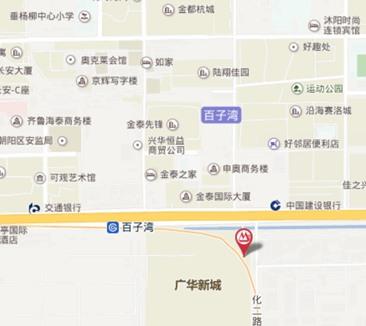 中国招商银行北京百子湾支行